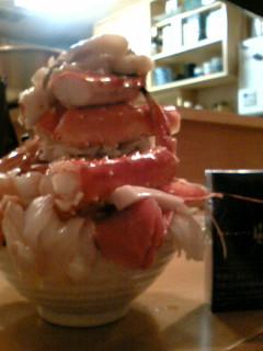 北海道味巡り「海鮮丼」